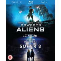 Cowboys and Aliens / Super 8