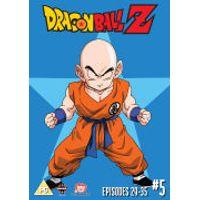 Dragon Ball Z - Season 1: Part 5 (Episodes 29-35)