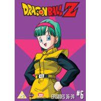 Dragon Ball Z - Season 1: Part 6 (Episodes 36-39)