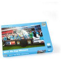 Paul Lamond Games Man City 2011 FA Cup Winners Puzzle