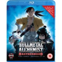 Fullmetal Alchemist Brotherhood - Part 5: Episodes 53-64