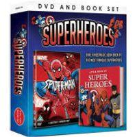Superheroes (Includes Book)