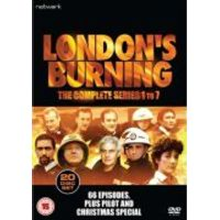 Londons Burning - Series 1-7