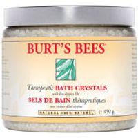 Burts Bees Therapeutic Bath Crystals 450g