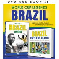World Cup Legends: Brazil (Includes Book)