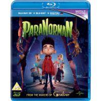 Paranorman 3D (Includes UltraViolet Copy)