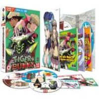 Tiger and Bunny - Part 1 (Includes DVD)
