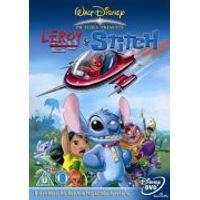 Disneys Leroy And Stitch