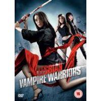 Lesbian Vampire Warriors