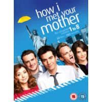 How I Met Your Mother - Seasons 1-8