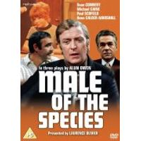 Male of the Species: Three Plays by Alun Owen