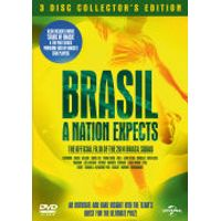 Brasil: A Nation Expects - Collectors Edition (Includes Stars of Brasil Documentary Series)