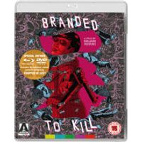 Branded to Kill (Includes DVD)