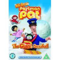 Postman Pat - The Giant Snowball