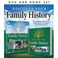 Discover your Family History (Includes Book)