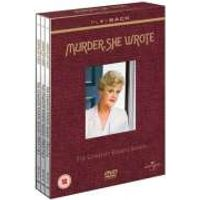 Murder, She Wrote - The Complete 4th Season