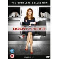 Body of Proof - Season 1-3
