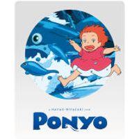 Ponyo - Steelbook Edition (Includes DVD)