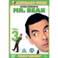 Mr. Bean: Series 1, Volume 3 - 20th Anniversary Edition