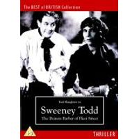 Sweeney Todd: Demon Barber Of Fleet Street