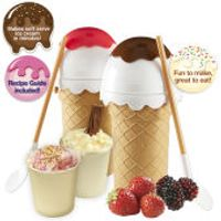 ChillFactor Ice Cream Maker (Colours May Vary)