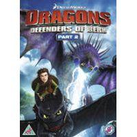 Dragons: Defenders of the Berk Part II