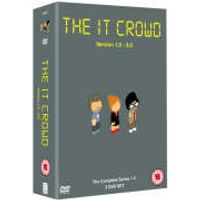 The IT Crowd Box Set Series 1-3