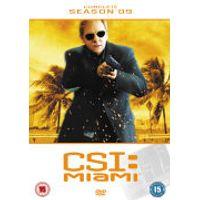 CSI: Miami - Complete Season 9