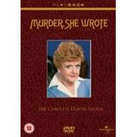 Murder, She Wrote - The Complete 8th Season