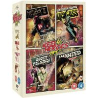 Wanted / Kick-Ass / Scott Pilgrim Vs. The World / Hellboy 2