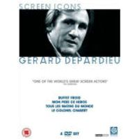 Gerard Depardieu - Screen Icons