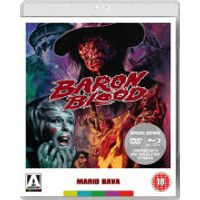Baron Blood (Includes DVD)
