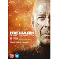 Die Hard 1-5 Legacy Collection (Includes UltraViolet Copy)