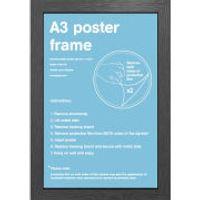 Black Frame A3