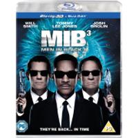 Men in Black 3 3D (Includes UltraViolet Copy)