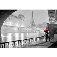 Paris Eiffel Tower Kiss - Maxi Poster - 61 x 91.5cm