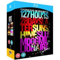 Danny Boyle Collection (127 Hours / Sunshine / Slumdog Millionaire / 28 Days Later)