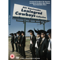 Aki Kaurismaki - The Collection - The Leningrad Cowboys