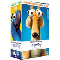 Blue Sky - 8 Films Collection: Ice Age 1-4 / Rio / Horton Hears A Who / Robots / Epic
