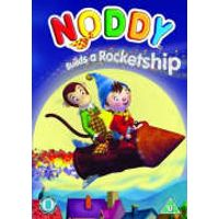 Noddy Builds A Rocket Ship
