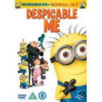 Despicable Me / Despicable Me 2 - Sneak Peek Edition