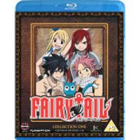 Fairy Tail - Collection One (Episodes 1-24)