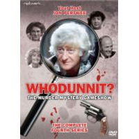 Whodunnit? - Complete Series 4
