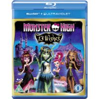 Monster High: 13 Wishes (Includes UltraViolet Copy)