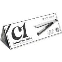 Corioliss C1 Carbon Fiber Hairstraightener - White