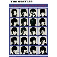 The Beatles a Hard Days Night - Maxi Poster - 61 x 91.5cm