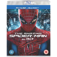 The Amazing Spider-Man 3D (Includes UltraViolet Copy)