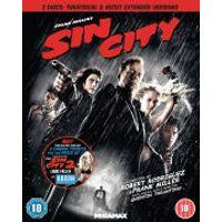 Sin City (Aka: Frank Millers Sin City)