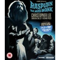Rasputin: The Mad Monk - Double Play (Blu-Ray and DVD)