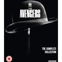 The Avengers - The Complete Collection